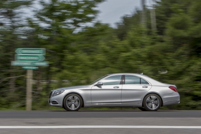 Mercedes-Benz S 400 to be launched March 29 in India