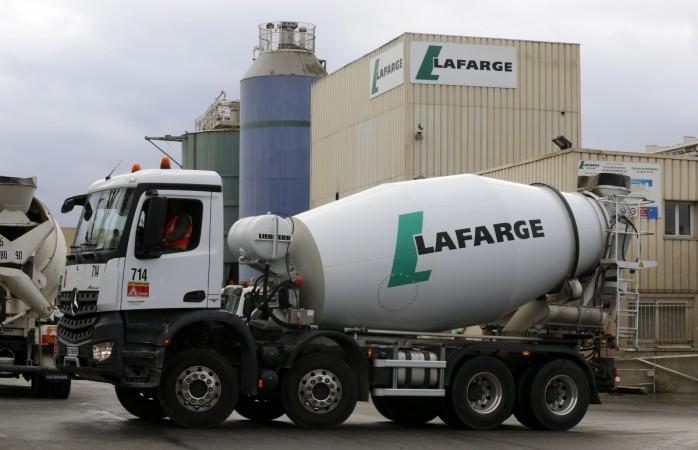 Lafarge India sale cement plants