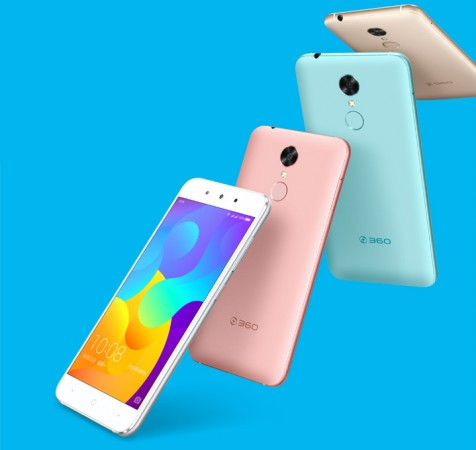 QiKU F4 with metal frame, fingerprint scanner launched in China