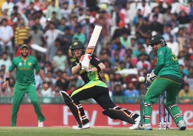 Steve Smith Australia Pakistan Sarfraz Ahmed World T20 2016