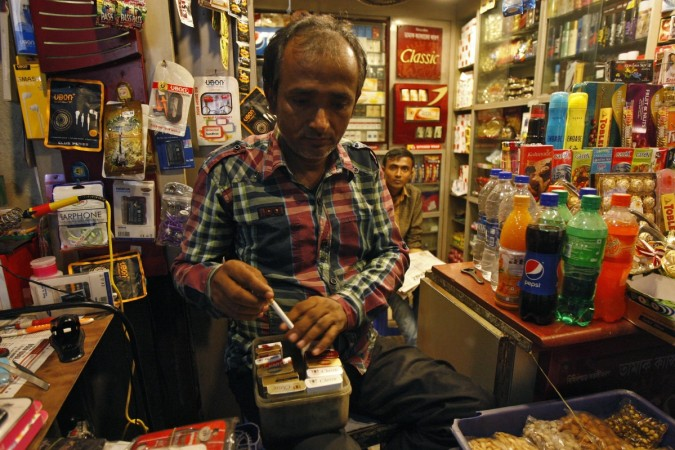 tobacco shops India,