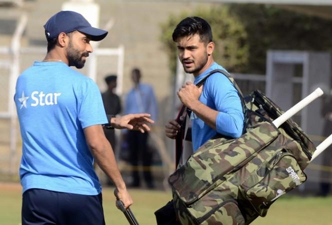 Ajinkya Rahane Manish Pandey World T20 2016