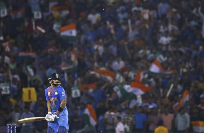 Virat Kohli India World T20 2016