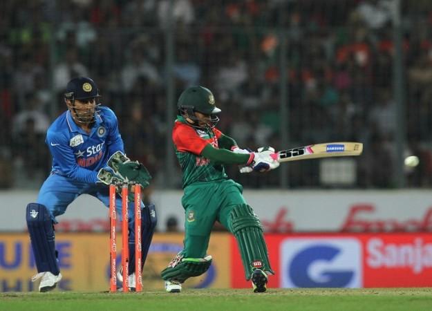 Mushfiqur Rahim Bangladesh MS Dhoni India World T20 2016