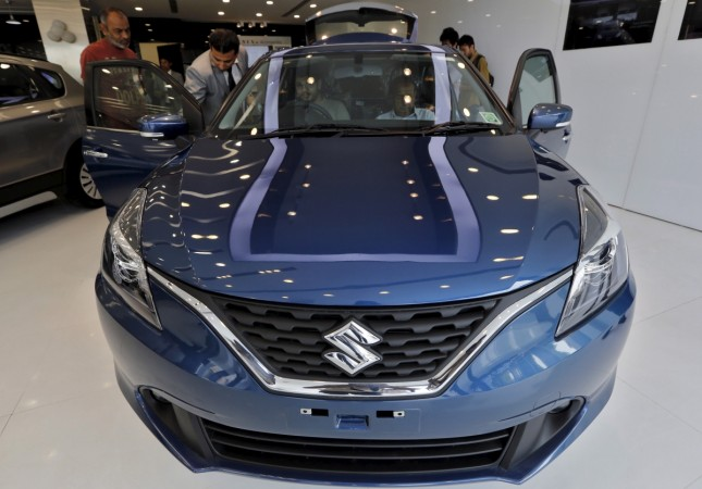 baleno maruti suzuki march car sales