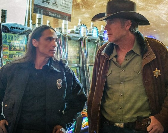 Longmire Seasdon 5 is expected  to premiere September