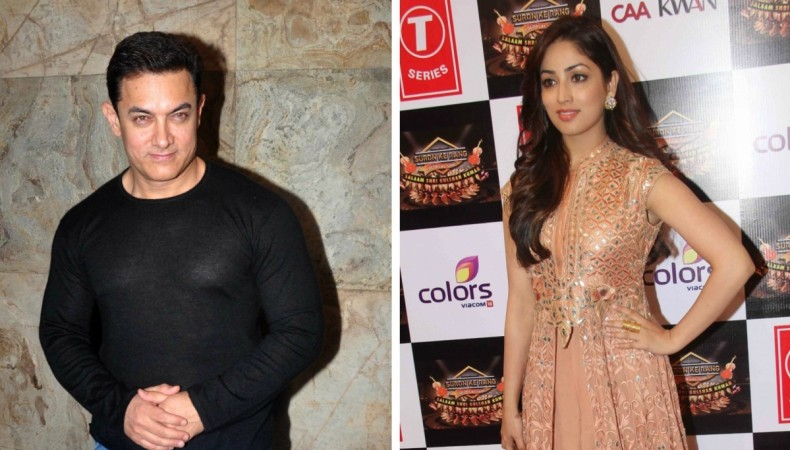 Aamir Khan and Yami Gautam top the list of Times Celebex rating (February)
