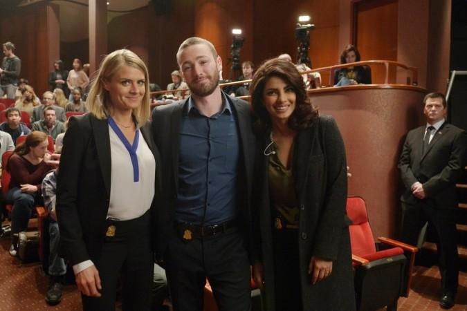 Watch 'Quantico' Season 1 episode 16 live: Haas false target