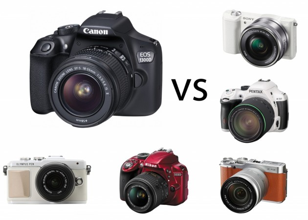 Canon EOS 1300D vs Nikon D3300; other options to consider - IBTimes ...
