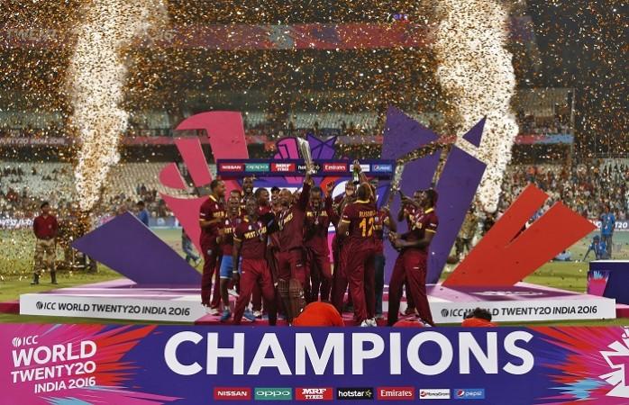 West Indies World T20 2016 title