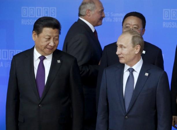 Putin jinping