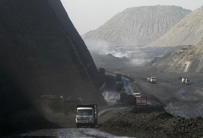 Coal India coal mines in india