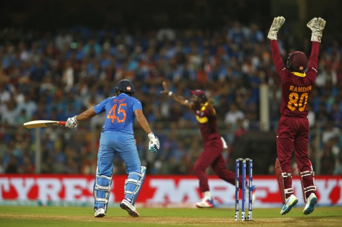 ICC World Cup T20 2016 India vs West Indies semi-final