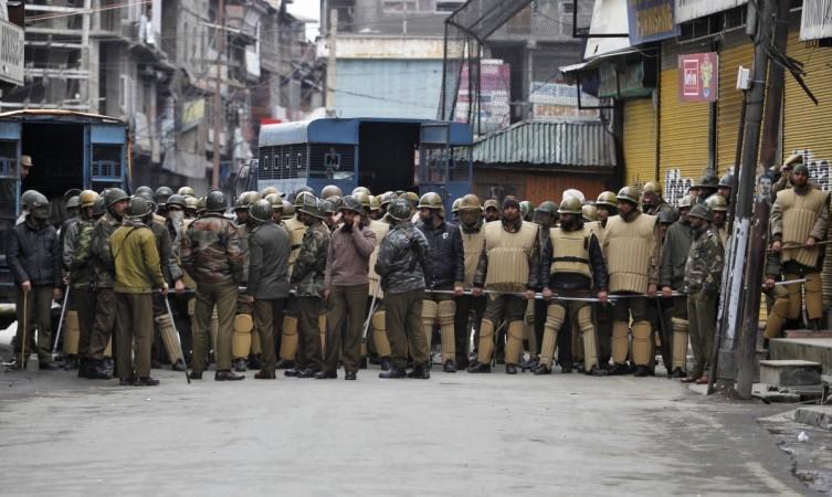Srinagar ARMY,