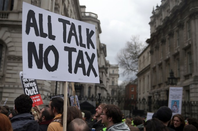UK PM releases tax records