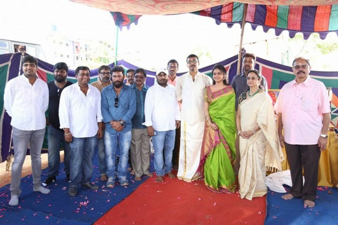 Vijay 60th movie launch photo