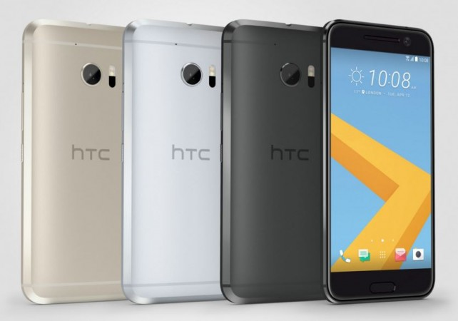 Metal-clad HTC 10, 10 Lifestyle unveiled