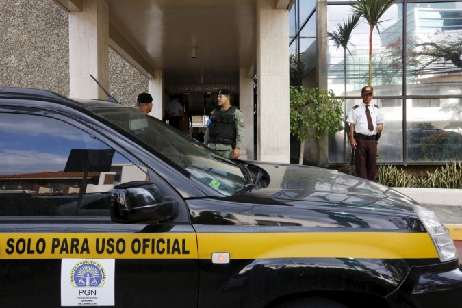 Mossack Fosneca office raid