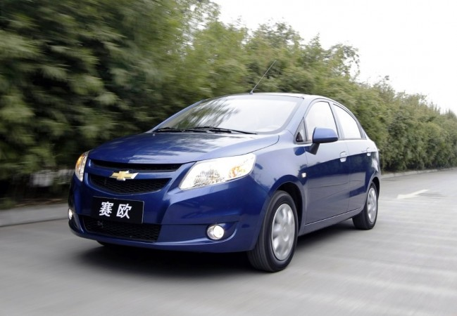 Chevrolet Sail NB