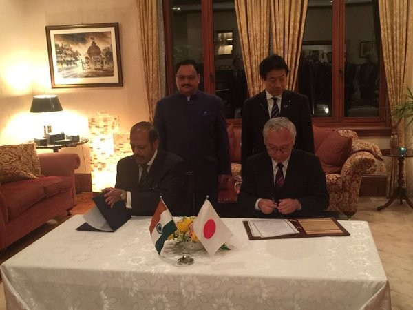 India Japan health