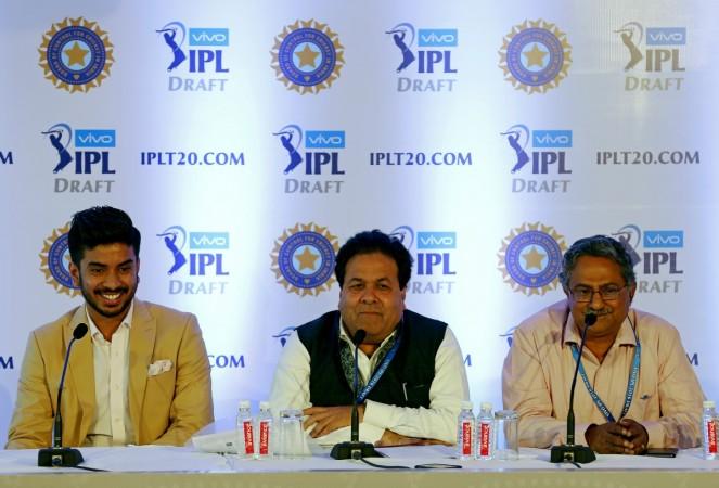 IPL rajeev shukla