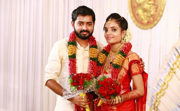 Rishi Sivakumar marries Lakshmi Premkumar