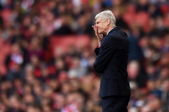 Arsene Wenger Arsenal