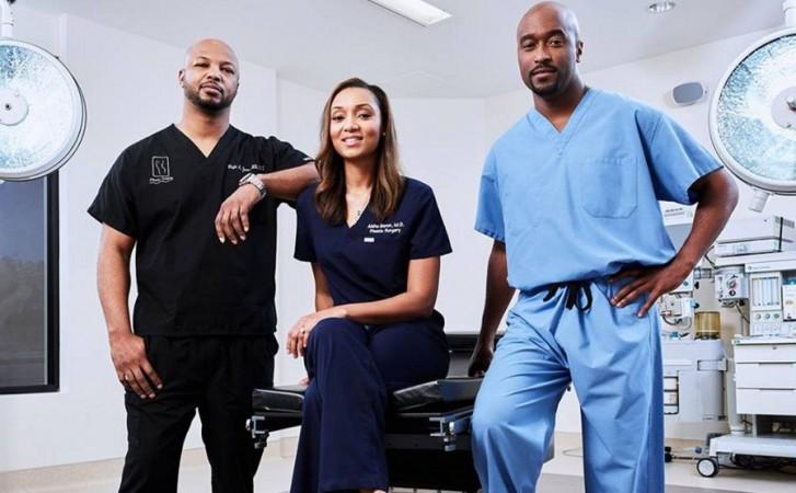 "The doctors of ""Atlanta Plastic"""