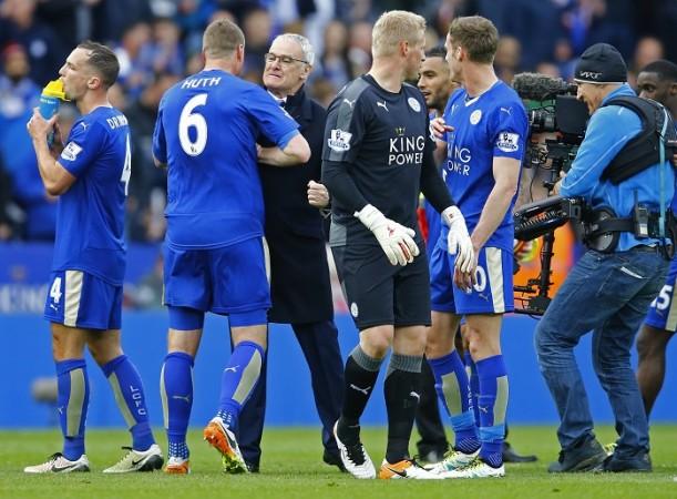 Leicester City Ranieri
