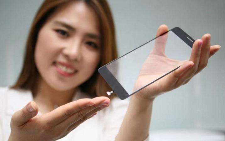 LG Innotek unveils revolutionary glass-based fingerprint sensor module