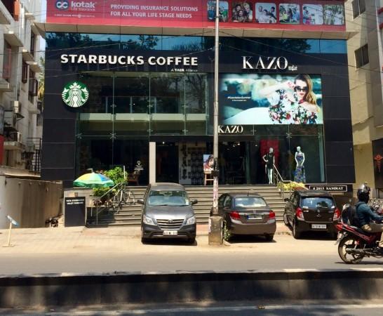 Starbucks outlet