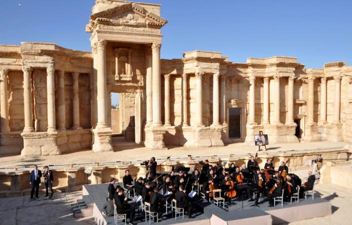 Palmyra orchestra