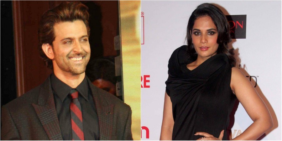 Richa Chadha was offered the role of Hrithik Roshan's mother