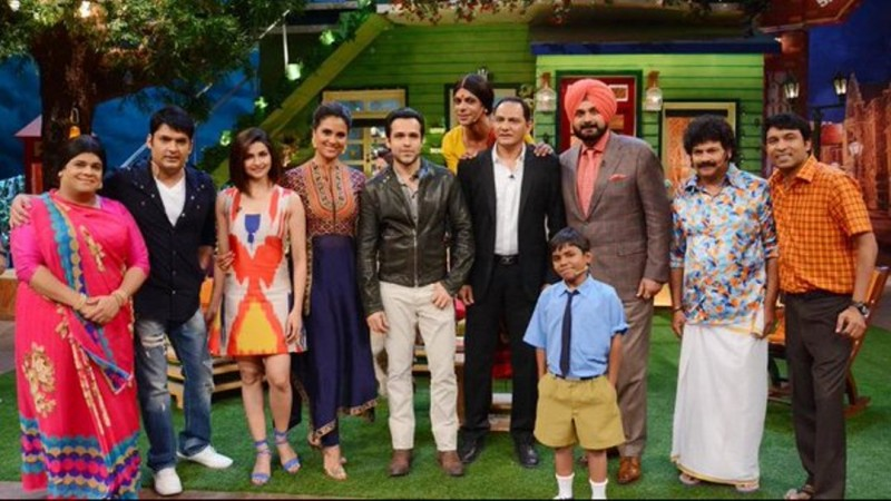 Azhar on TKSS