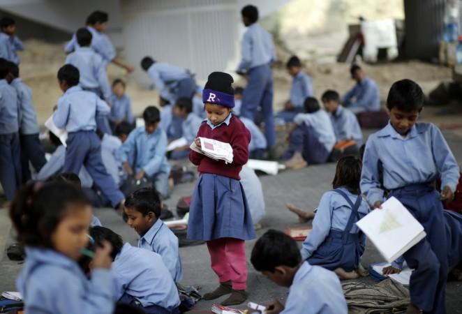 India schools private schools education in India government schools children