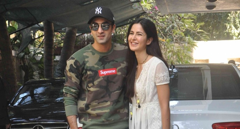 Is katrina kaif dating ranbir