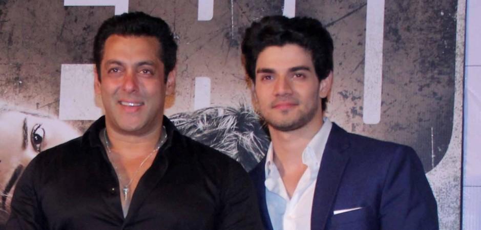 Salman Khan launched Sooraj Pancholi in Bollywood with