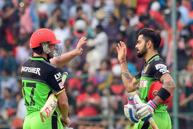 Rcb Vs Gl Match Highlights Watch All The Fours And Sixes As