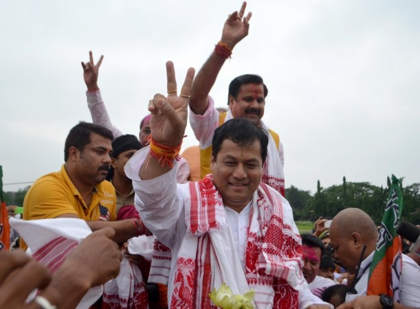 Assam assembly polls elections 2016 CM candidate Sorbananda Sonowal verdict 2016