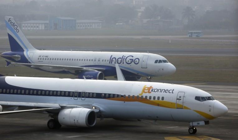 indian aviation jet airways indigo domestic passenger air traffic air carriers