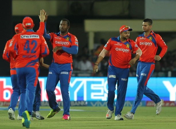 Dwayne Smith Gujarat Lions