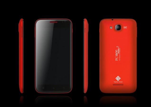 Peace mobile 2