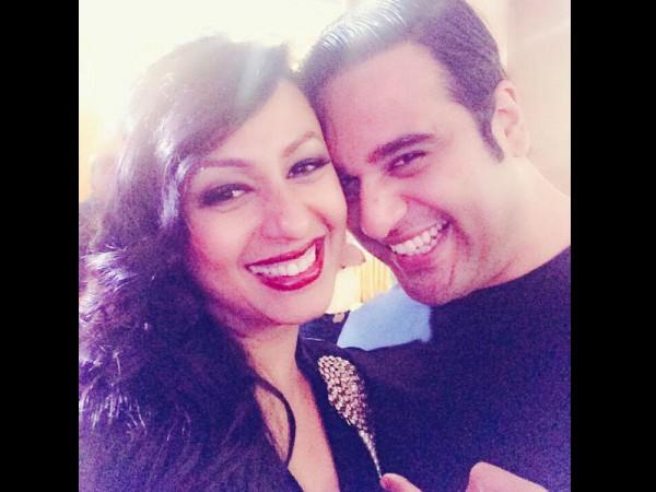 Krushna Abhishek and Kashmera Shah
