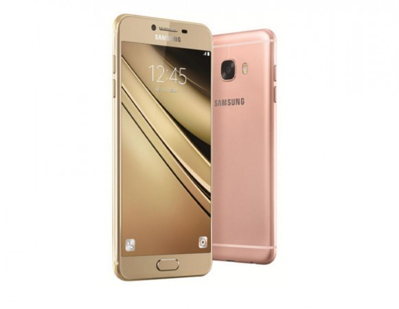 Samsung launches sleek metal-clad Galaxy C7 in China; price, specifications