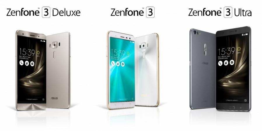 Asus unveils metal-clad Zenfone 3 series with Qualcomm Snapdragon SoC