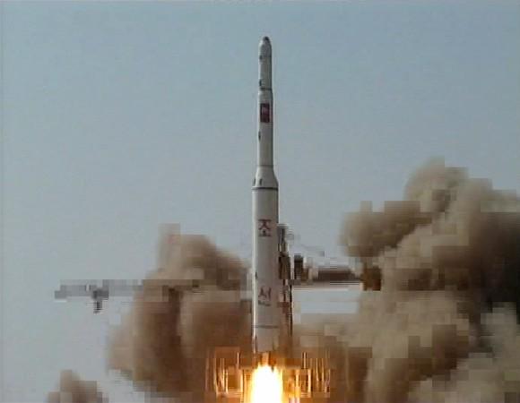North Korea musudan missile