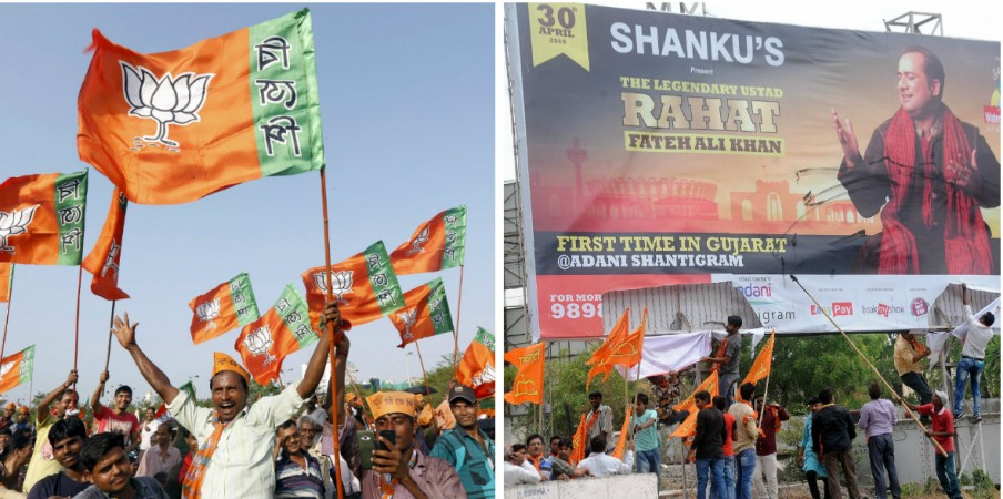bjp shiv sena nda narendra modi tanmay bhat controversy snapchat video