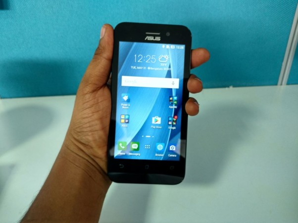 Asus Zenfone Go 4.5 (2nd gen) review