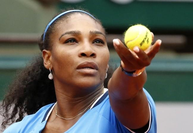 Serena Williams French Open 2016 third round