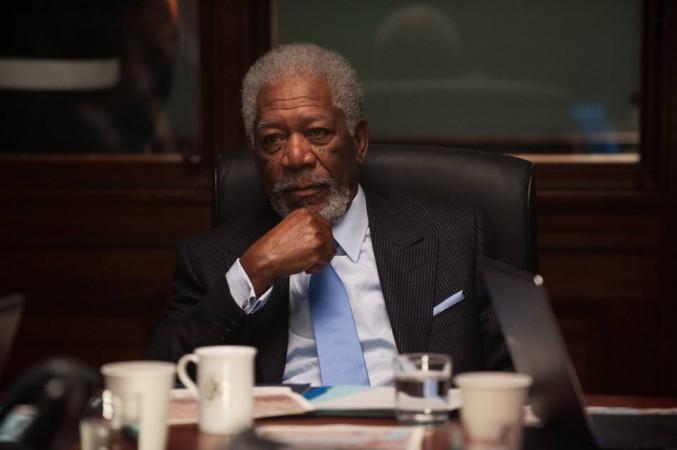 Happy birthday Morgan Freeman